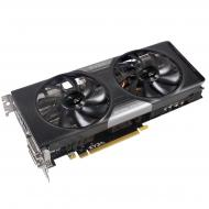 Видеокарта EVGA Nvidia GeForce GTX 760 Dual GDDR5 2048 Мб (02G-P4-3763-KR)