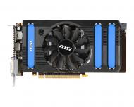 Видеокарта MSI Nvidia GeForce GTX 650Ti Boost GDDR5 1024 Мб (N650Ti-1GD5 BE)