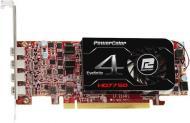 ���������� Powercolor ATI Radeon HD 7750 Eyefinity 4 edition GDDR5 2048 �� (AX7750 2GBD5-4DL)