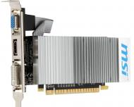 ���������� MSI Nvidia GeForce GT 610 Low Profile GDDR3 2048 �� (N610-2GD3H/LPL)