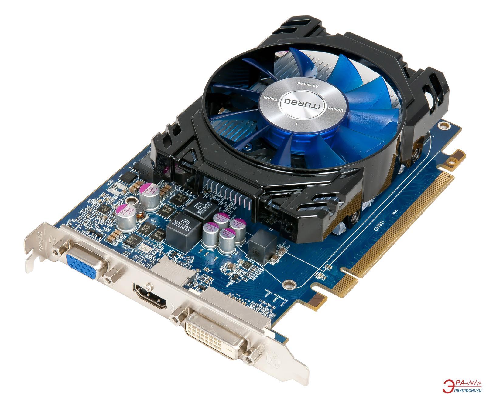 Видеокарта HIS ATI Radeon R7 240 iCooler Boost GDDR5 1024 Мб (H240FC1G)