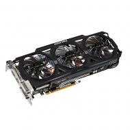 Видеокарта Gigabyte ATI Radeon R9 270X GDDR5 4096 Мб (GV-R927XOC-4GD) (GVR927XO4D-00-G)