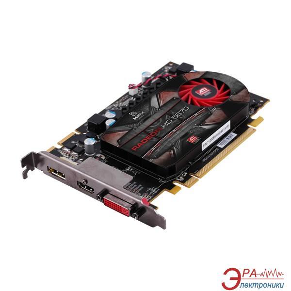 Видеокарта XFX ATI Radeon HD5670 GDDR5 512 Мб (HD-567X-YNF3)