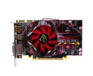 Видеокарта XFX ATI Radeon HD5750 Overclocked GDDR5 512 Мб (HD-575X-YHDA)
