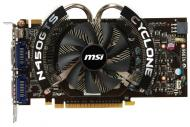 ���������� MSI Nvidia GeForce GTS450 GDDR5 1024 �� (N450GTS Cyclone 1GD5/OC)