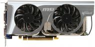 Видеокарта MSI Nvidia GeForce GTX460 GDDR5 1024 Мб (N460GTX HAWK)