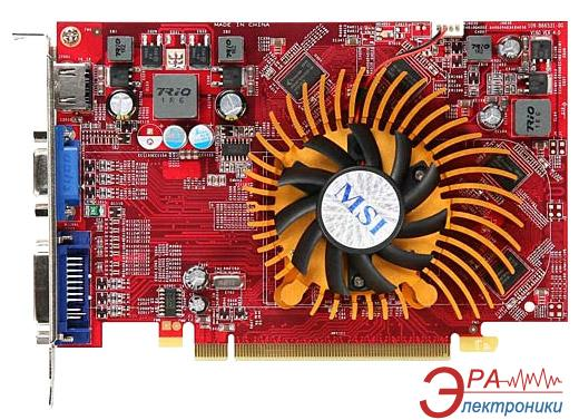 Видеокарта MSI ATI Radeon HD4650 GDDR2 512 Мб (R4650-MD512/D2)