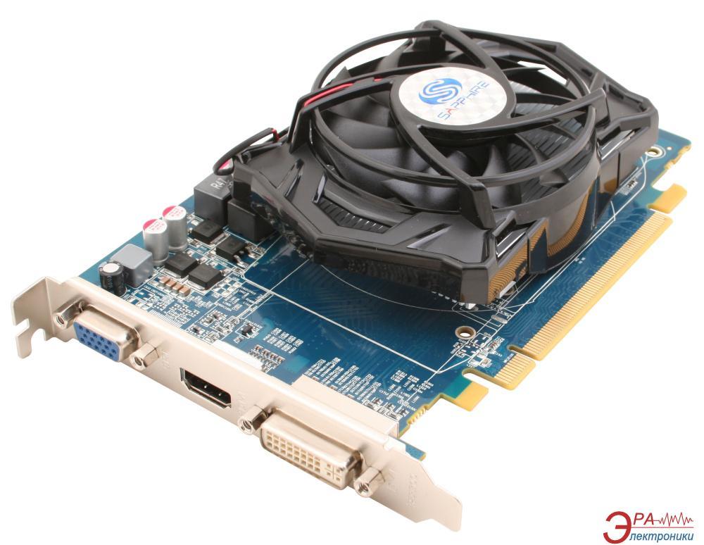 Видеокарта Sapphire ATI Radeon HD5670 GDDR5 512 Мб (11168-02-20R)