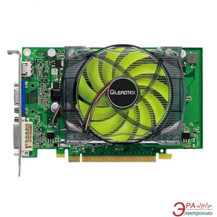 Видеокарта LeadTek Nvidia GeForce GT240 GDDR5 512 Мб (GT240_512M_DDR5)