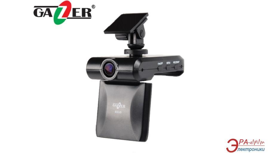 Видеорегистратор автомобильный Gazer S510