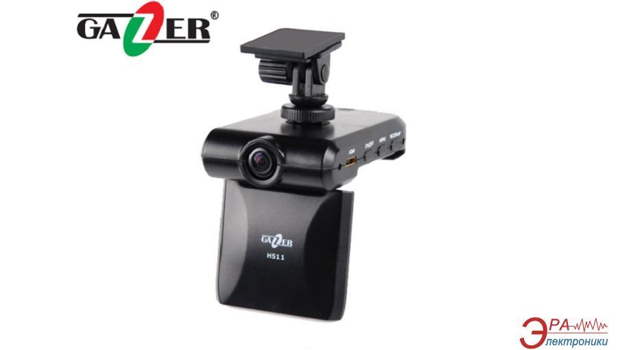 Видеорегистратор автомобильный Gazer H511