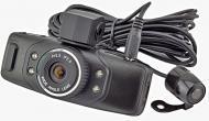 Видеорегистратор автомобильный Globex GU-DVH002 (2 камеры)