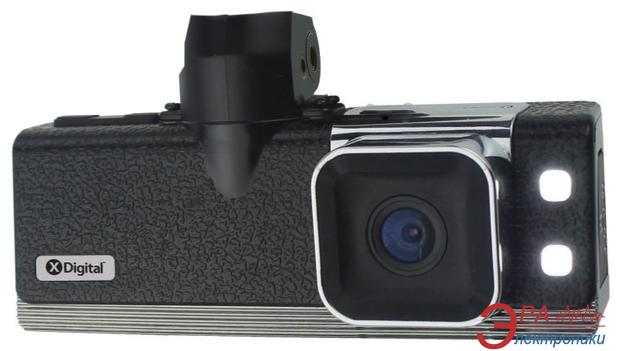 Видеорегистратор автомобильный X-DIGITAL AVR-FHD-520B