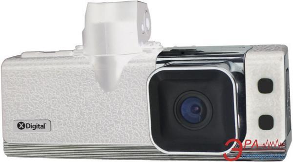 Видеорегистратор автомобильный X-DIGITAL AVR-FHD-520W