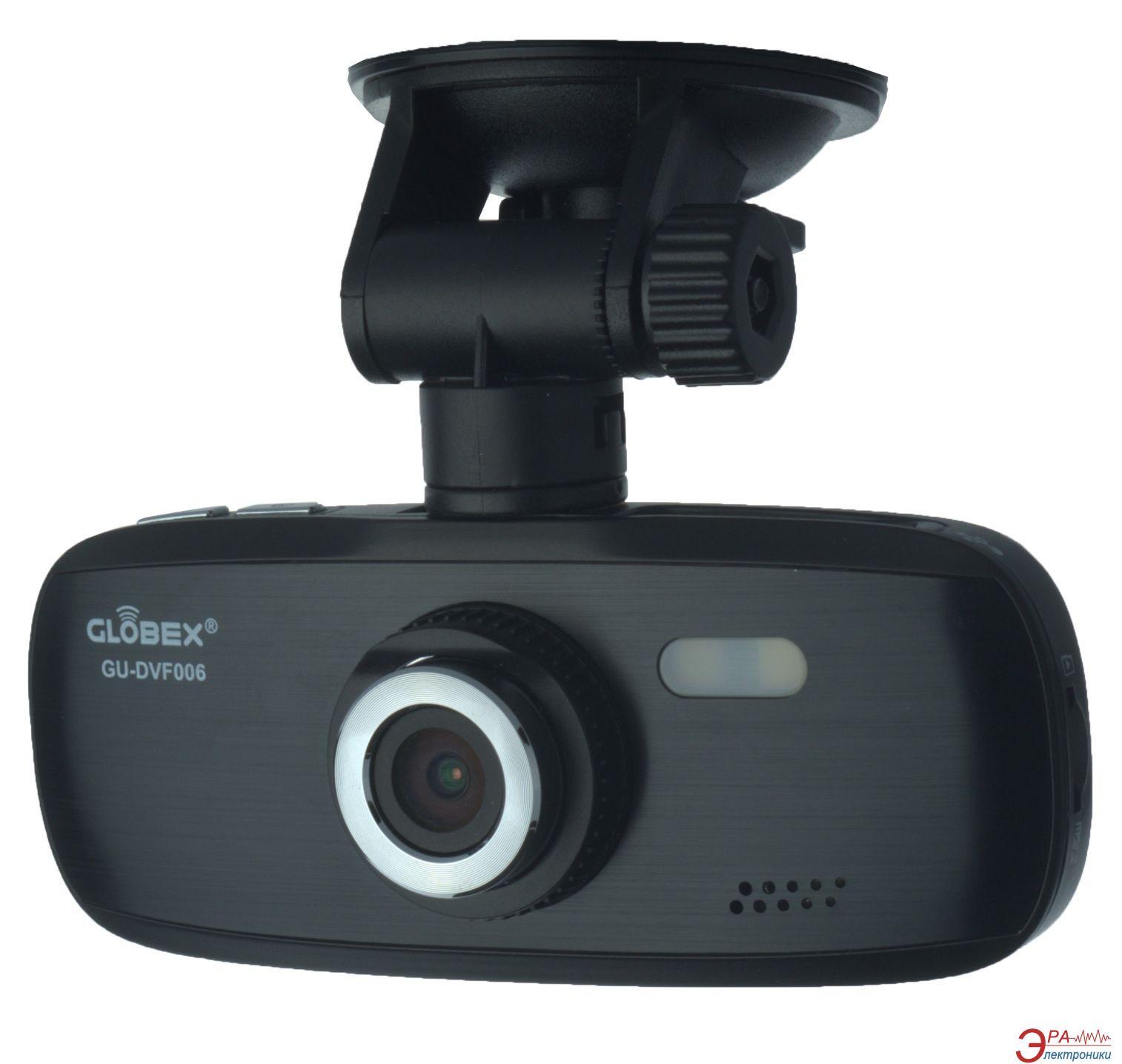 Видеорегистратор автомобильный Globex GU-DVF006