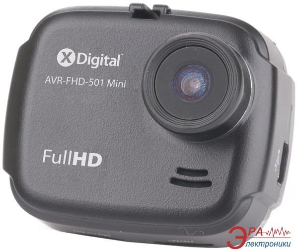 Видеорегистратор автомобильный X-DIGITAL AVR-FHD-501 Mini