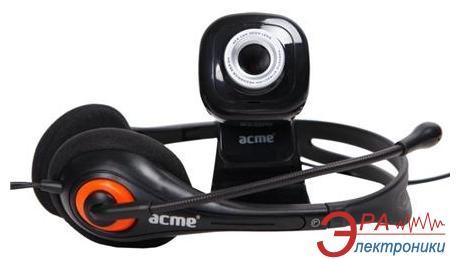 Веб-камера + Гарнитура Acme AC02 (4770070864593)