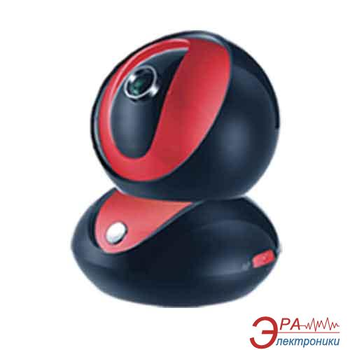 Веб-камера Gemix D10 Black/Red