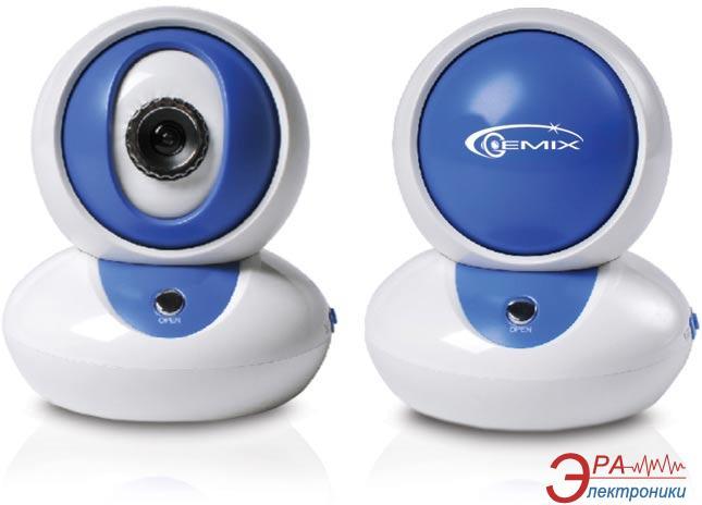 Веб-камера Gemix D10 White/Blue