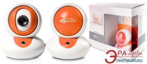 Веб-камера Gemix D10 White/Orange