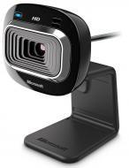 Веб-камера Microsoft LifeCam HD-3000 Win Ru Ret (T3H-00004)
