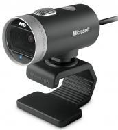Веб-камера Microsoft LifeCam Cinema Win USB Ru Ret (H5D-00004)