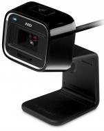 Веб-камера Microsoft LifeCam HD-5000 Win USB Ru Ret (7ND-00002)