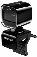 Веб-камера Microsoft LifeCam HD-6000 for Notebooks Win USB Ru Ret (7PD-00004)