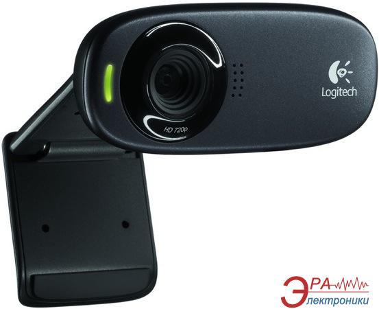 Веб-камера Logitech C310 HD (960-000638)
