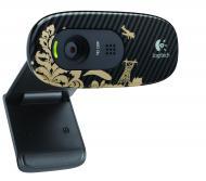 Веб-камера Logitech C270 HD Victorian Wallpaper (960-000808)