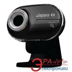 Веб-камера Lapara LA-1300K-X6 Black (LA-1300K-X6)