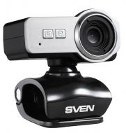 Веб-камера Sven IC-650 Black