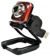 Веб-камера Logicfox LF-PC009 Black/Red