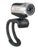 Веб-камера Logicfox LF-PC011 Black/Silver