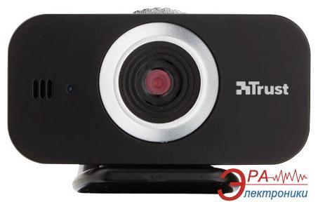 Веб-камера Trust Cuby black (17318)
