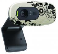 ���-������ Logitech C270 HD Ink Gears (960-000915)