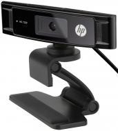 Веб-камера HP HD-3300 (A5F63AA) Black