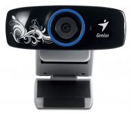 Веб-камера Genius FaceCam 1020 HD Tattoo (32200010102)